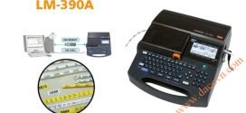 Máy in đầu cốt LM-390A Kết nối PC
