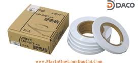 LM-KM380-KM385-LM395-KM310 Băng cứng in mặt cầu đấu MAX