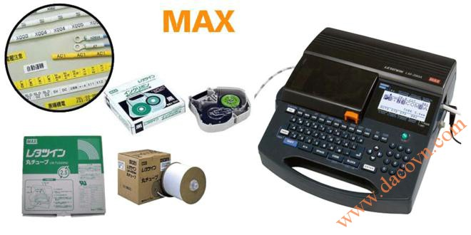 May in ong long dau cot MAX