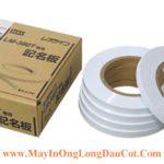 LM-KM485-KM495-KM410 Băng nhãn cứng MAX